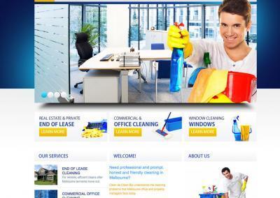 Cleanasclean Website