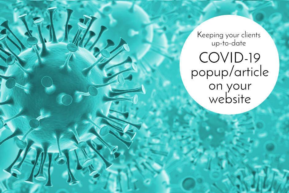 COVID-19 Announcements